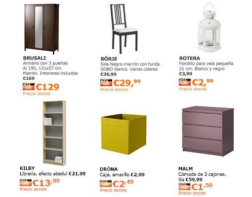 Las ofertas de Ikea para enero 2014, siguen las rebajas