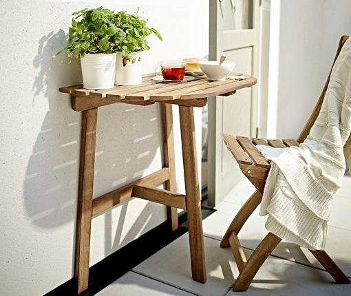 Decorar cuartos con manualidades muebles de terraza ikea 2014 for Muebles balcon terraza
