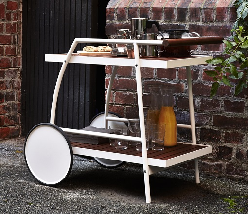 Ya ves que no es fácil elegir solo 5 muebles de jardín Ikea 2014