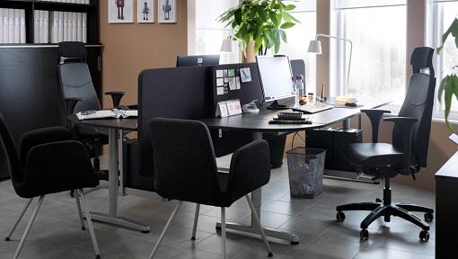muebles de oficina Ikea Se aúna diseño, pragmatismo y bajo