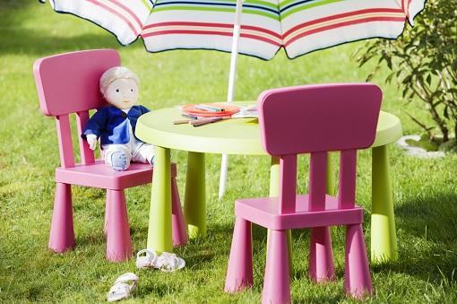 Casas Cocinas Mueble Mesa Y Silla Infantil Ikea