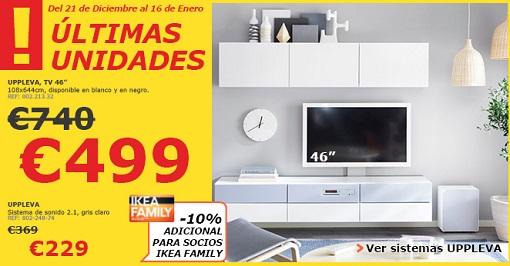 Oferta televisores Ikea