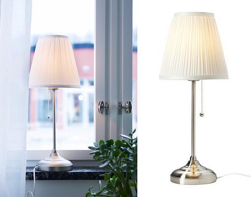 Ofertas de ikea 2014 lampara de mesa mueblesueco - Lamparas de salon ikea ...