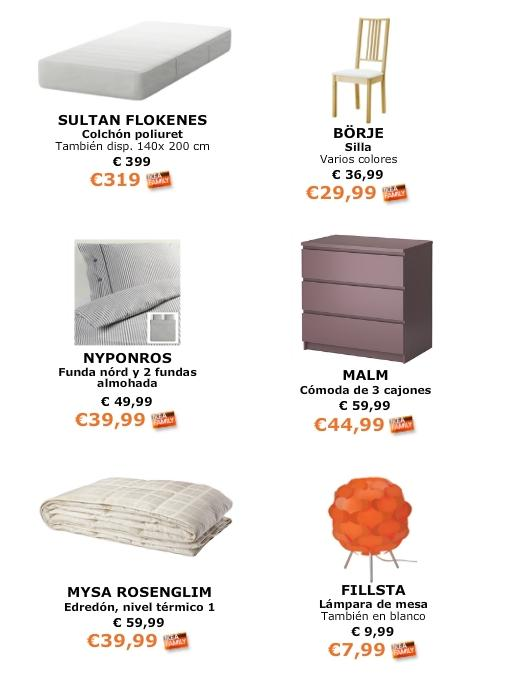 ofertas de ikea 2014 muebles