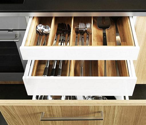Organizadores cocina ikea cajones mueblesueco - Interiores de cajones de cocina ...