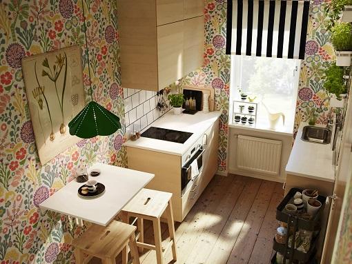 Decorar cuartos con manualidades papel decorativo ikea singapore - Manualidades con papel pintado ...