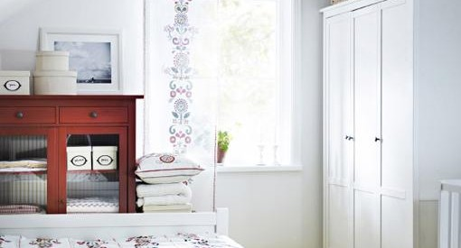 armario ikea dormitorio hemnes