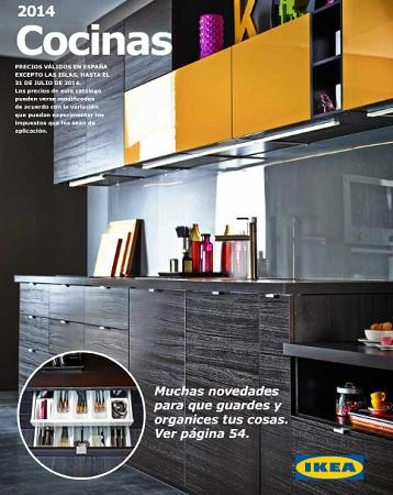 Nuevo cat logo de cocinas ikea 2014 ahora con los muebles - Ikea muebles cocina catalogo ...