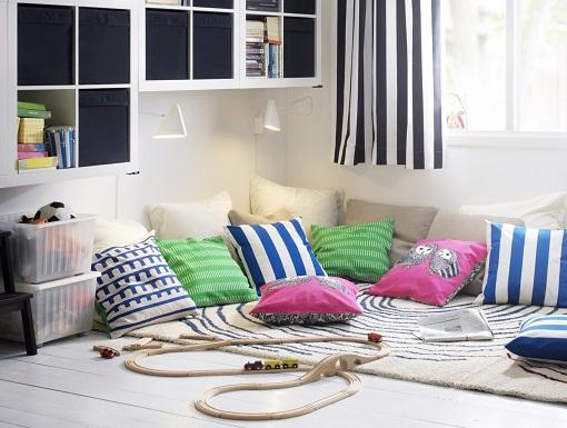 Cojines Ikea