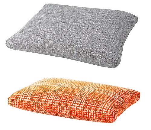 Cojines para sofá Ikea