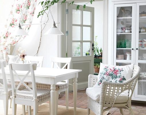 Decoracion mueble sofa: Ikea sillas comedor