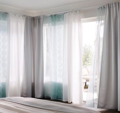 Cortinas de tela para ventanas car interior design - Cortinas y paneles japoneses ...