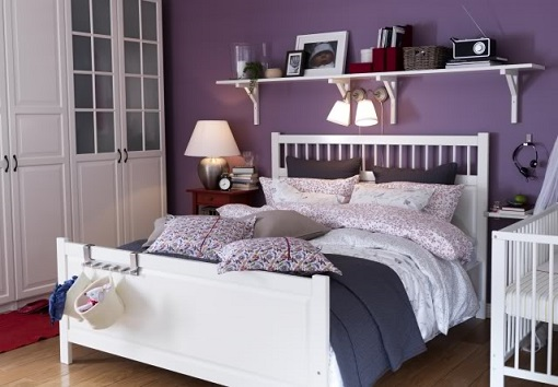 7 dormitorios de ikea con muebles hemnes mueblesueco - Dormitorios de ikea ...