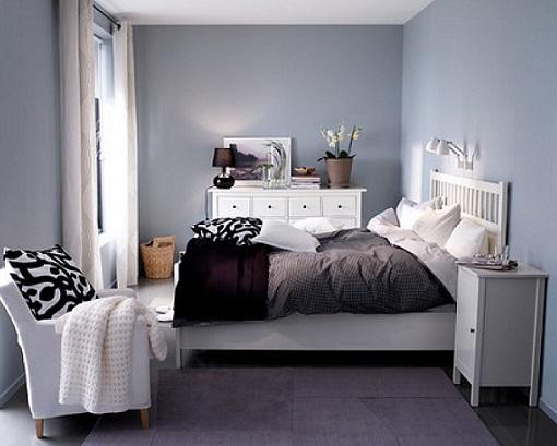 7 dormitorios de ikea con muebles hemnes mueblesueco - Comodas dormitorio ikea ...