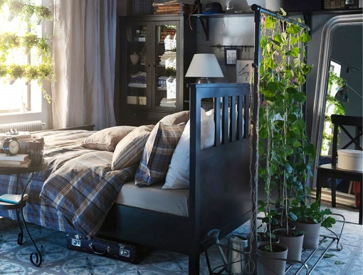 Dormitorio original Ikea