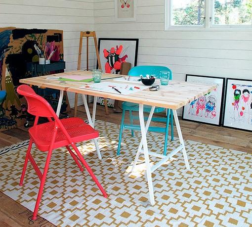 Mesa de trabajo Ikea