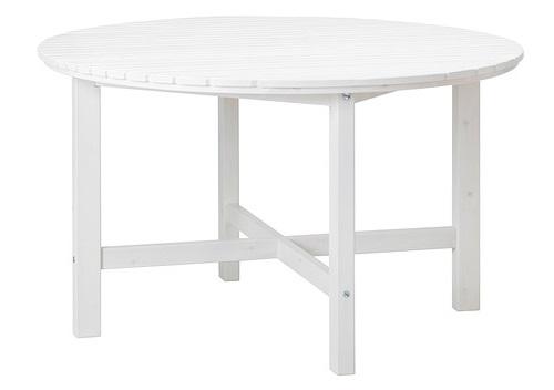 Mesa Ikea de jardín