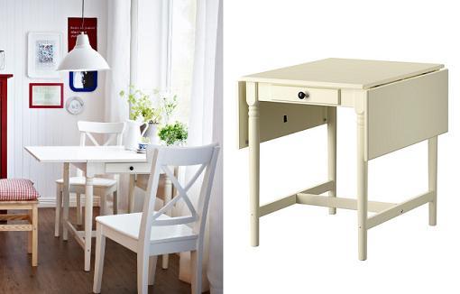 Mesas Y Sillas De Cocina En Ikea. Mesas De Comedor De Ikea Nuevo Los ...