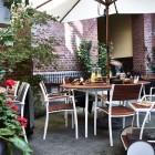 Mesas de comedor de exterior