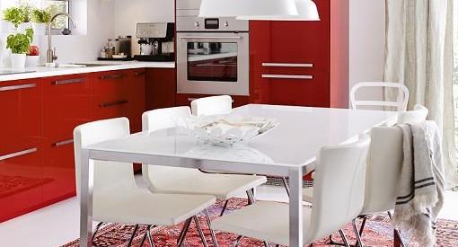 Nuevas mesas de cocina Ikea: Extensibles, plegables, baratas, redondas, abatibles…