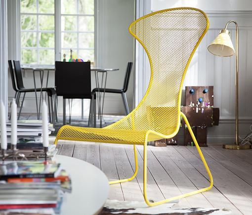 silla estilo nordico ikea