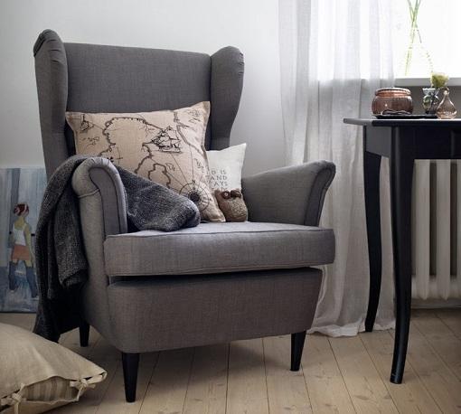 Muebles y decoracin ikea for Sofas grandes y comodos