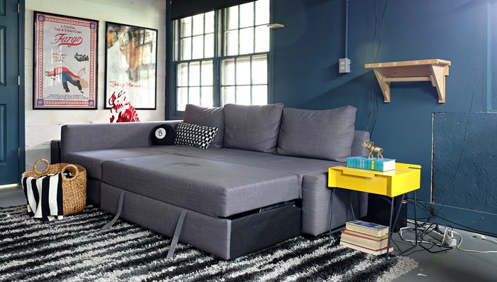 5 sof s cama baratos de ikea para tu sal n o habitaci n de invitados mueblesueco. Black Bedroom Furniture Sets. Home Design Ideas