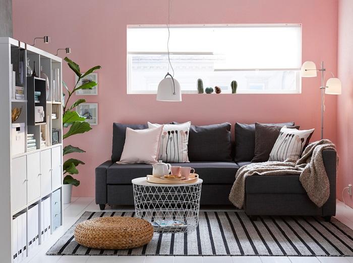 5 sof s cama baratos de ikea para tu sal n o habitaci n de for Sofas de jardin baratos