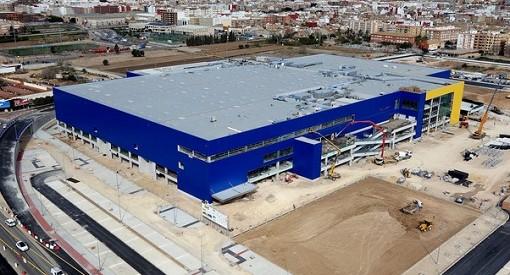 Apertura Ikea Valencia