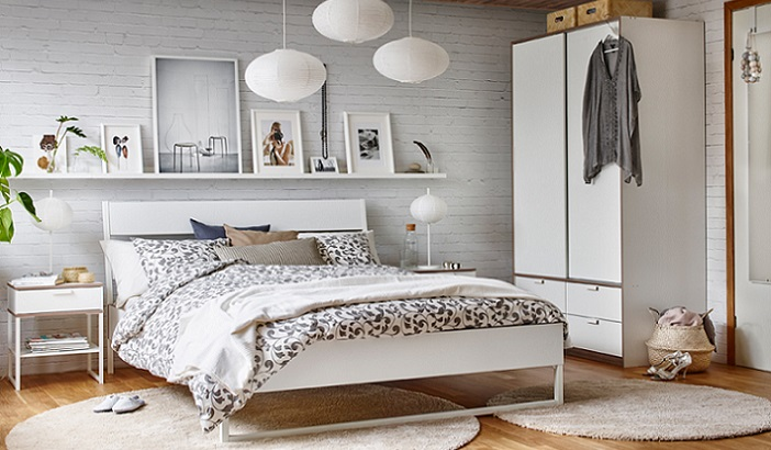 Los armarios de ikea m s baratos para el dormitorio for Armarios modulares baratos