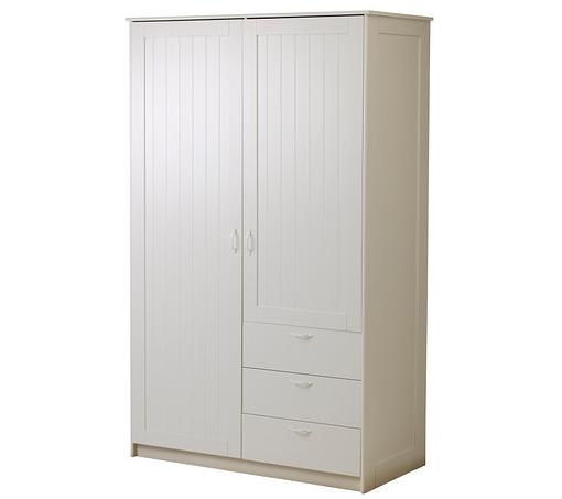 Pin ikea hemnes on pinterest for Armarios dormitorio baratos