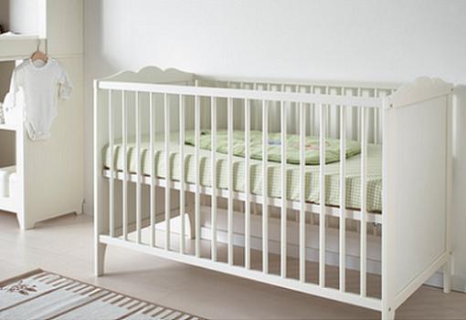 Las mejores cunas de ikea para la habitaci n del beb - Cunas carrefour precios 2014 ...