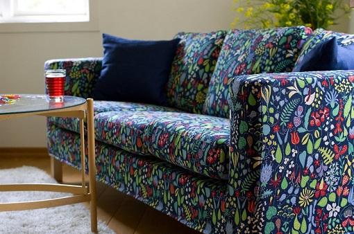 Las mejores fundas de sofá Ikea están en Bemz   mueblesueco