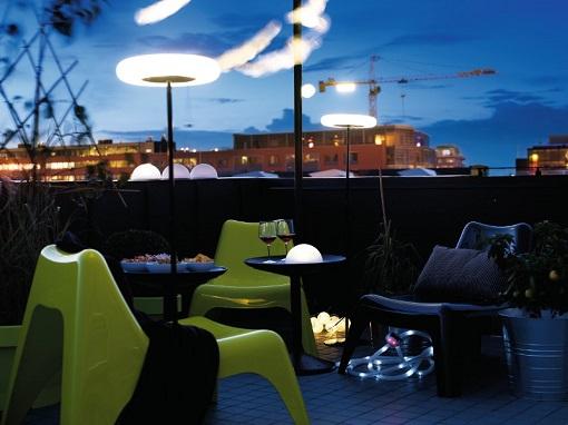 Ikea lounge