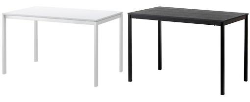 10 mesas de cocina baratas de Ikea: abatibles, extensibles y de ...