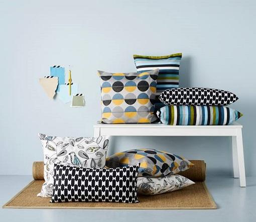 Nuevos textiles Ikea