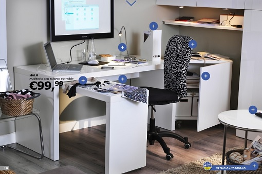 ikea business oficinas