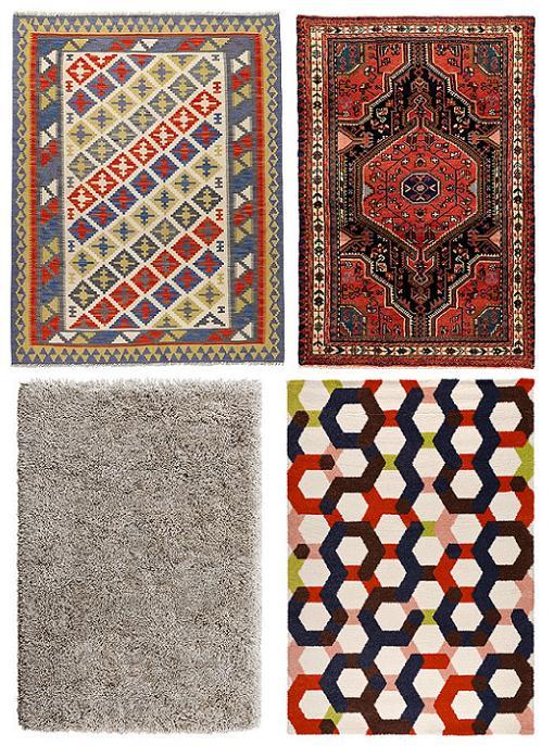 alfombras ikea salon