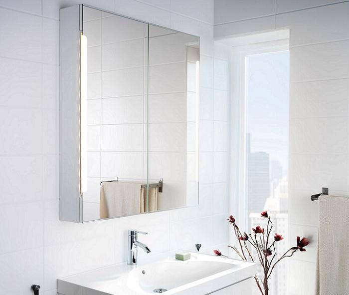 armarios estanterias baño ikea STORJORM