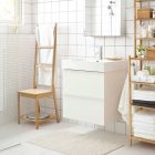 armarios y estanterias para el baño ikea