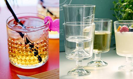 Cristalería Ikea: Las copas de vino y vasos de cristal más baratos y modernos