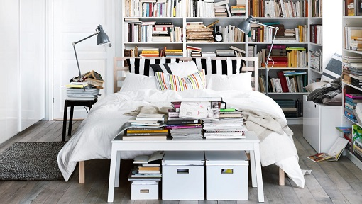 Dormitorio multifuncional