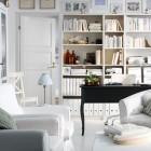 estanterias blancas de Ikea