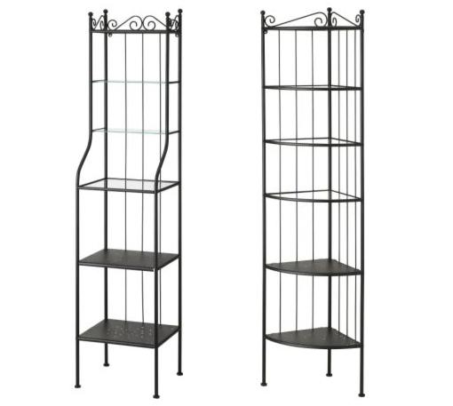 Estanterias metalicas bao ikea elegant cool estanterias for Zapateros baratos aki