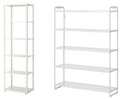 10 estanterías blancas de Ikea para mantener tu salón en ... - photo#25