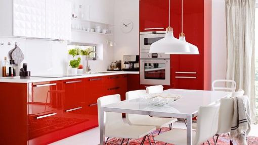 Muebles de cocina Ikea prácticos y modernos - mueblesueco