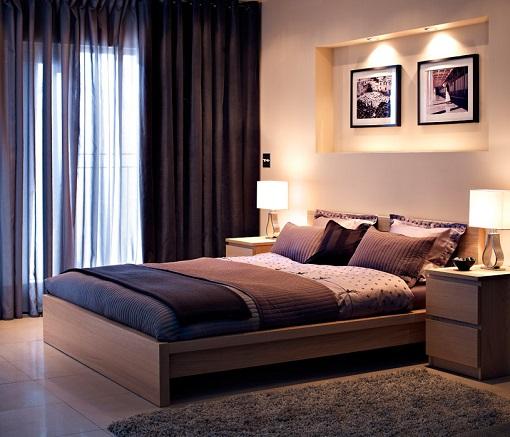 habitación moderna Ikea
