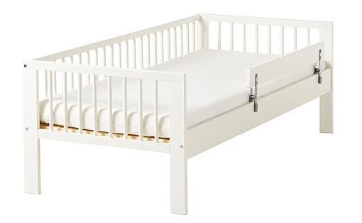 Ikea camas ni os gulliver mueblesueco for Cama nino ikea
