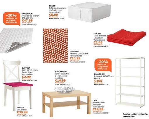 Ikea ofertas