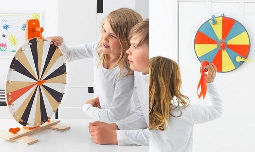 juguetes ikea para tus niños LUSTIGT